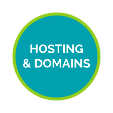 Website Hosting and Domain Support